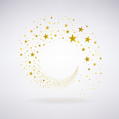 Circulation of Gold Stars