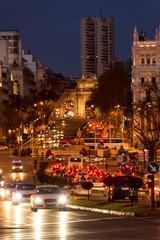 Calle Turistica de la Calle de Alcala