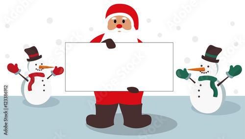 weihnachtsmann mit wunschzettel als textfeld stockfotos. Black Bedroom Furniture Sets. Home Design Ideas