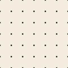 Vector seamless dot  patterns