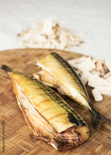 how to make homemade smoked fish