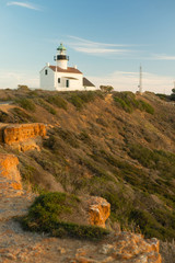 Old Point Loma Lighthouse Pacific Coast Light Station