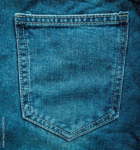 quotold vintage denim torn texture backgroundquot stock photo