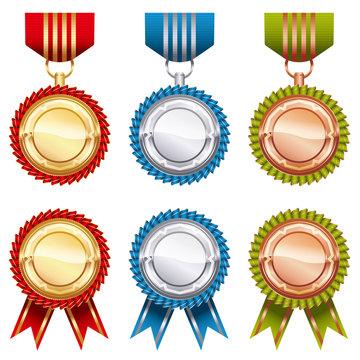 メダルセット