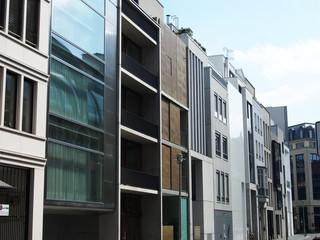 Townhouse: Moderne, urbane Architektur, Deutschland