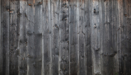 grey grunge wood panels