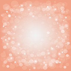 Abtract Background for you design with Orange Color, vector