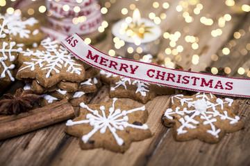 Merry Christmas Karte Hintergrund