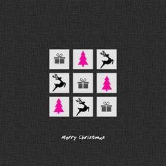 XMas - Weihnachtskarte
