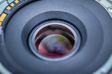 rear glass camera lens