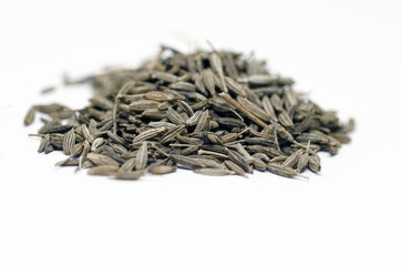 Cumin isolated seeds