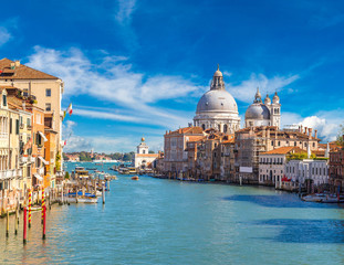 Wall Mural - Canal Grande in Venice, Italy
