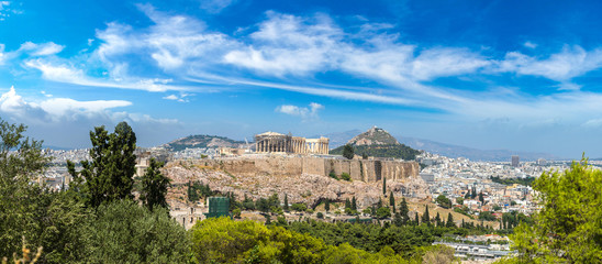 Wall Mural - Acropolis in Athens