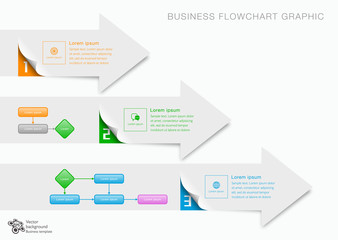 Business Flowchart #Vector Graphic