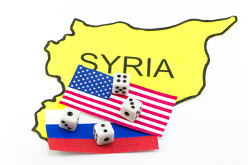 War Game US and Russia in Syria