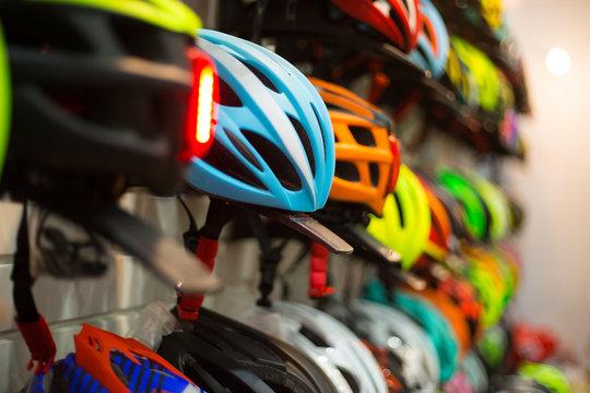 Bicycle helmet protection