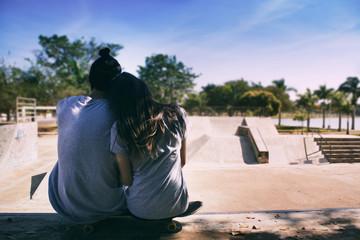 Skate-love
