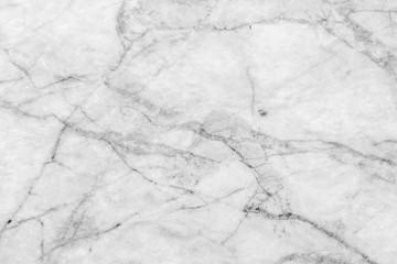 White marble texture abstract background.