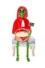Alien Riding Hood