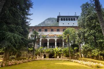 Villa Faccanoni at Sarnico (Bergamo)