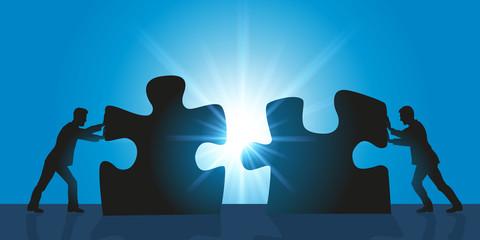 Solution - Partenaire - Puzzle