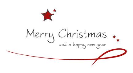 Weihnachtskarte | Merry Christmas