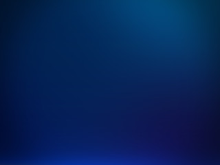 Beautiful Gradient Blue Color - Luxury Background Design Element