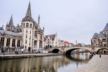 Ghent is the capital and largest city of the East Flanders province and after Antwerp the largest municipality of Belgium.