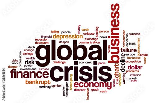global crisis word cloud stockfotos und lizenzfreie bilder auf bild 123564554. Black Bedroom Furniture Sets. Home Design Ideas