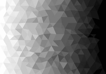 Polygonal Mosaic Background
