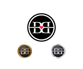 Search photos initial for Bb logo