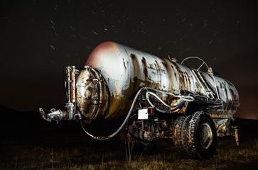 trailer tanker