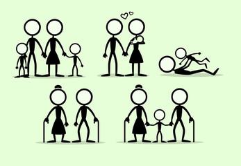 Charakter: Familie