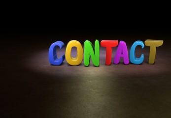 Contact, Design, 3D