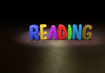 Reading, Design, 3D
