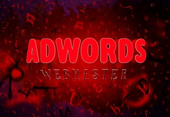 Adwords, Internet, Design