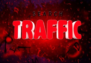 Traffic, Internet, Design