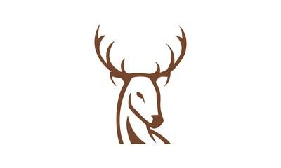 7 Iconic Deer Head Logo