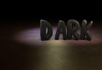 Dark, Internet, Design, 3D