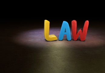 Law, Internet, Design, 3D