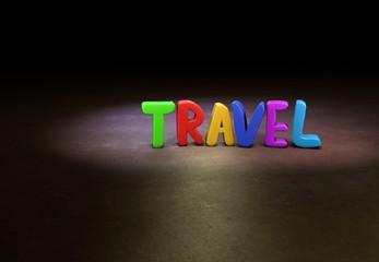 Travel, Internet, Design, 3D