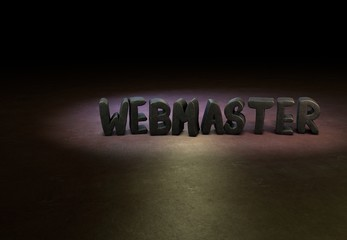 Webmaster, Designer, 3D