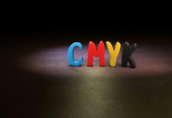 CMYK, Designer, 3D