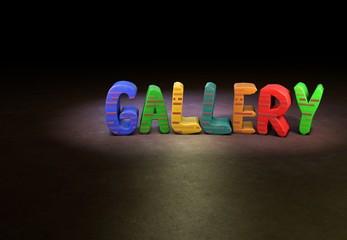 Gallery, Designer, 3D