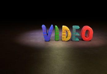 Video, Designer, 3D