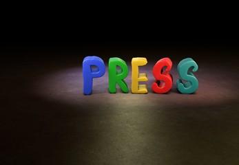 Press, Designer, 3D