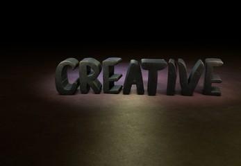 Creative, Designer, 3D