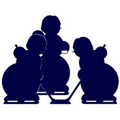 Contour hockey athletes-1