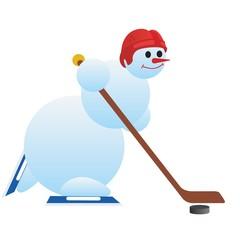 Hockey player-2