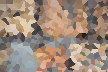 abstract mosaic  background pattern